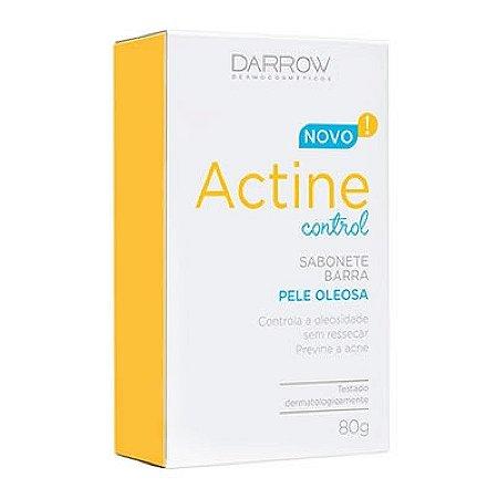 Actine Sabonete Barra Control Pele Oleosa 140ml