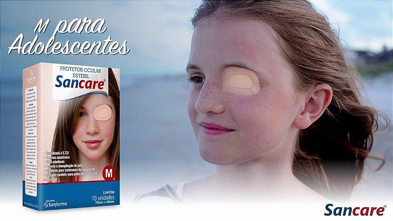 Protetor ocular SANCARE MEDIO 10un