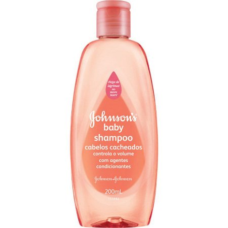 Shampoo Johson's Baby 200ml Cachos Definidos