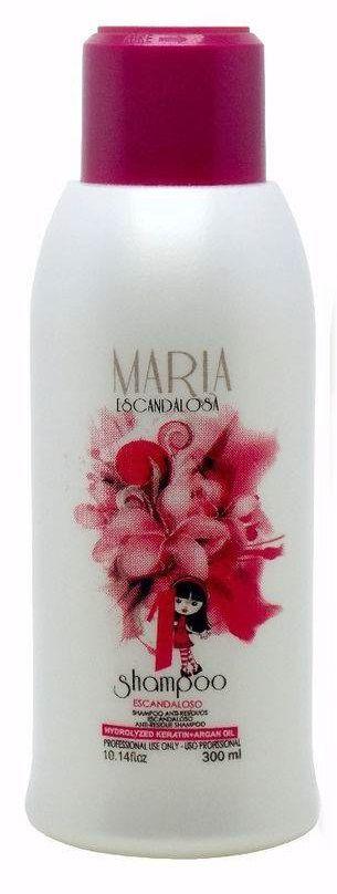 Maria Escandalosa Shampoo  Anti Residuos Passo 1 100ML