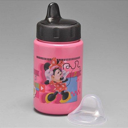 Copo Disney BabyGo Minnie c/Tampa e Valvula 340ml ref:2214
