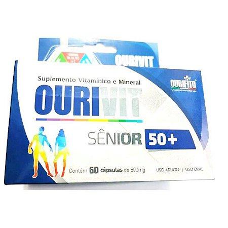 Ourovit Senior 50+  60CPR REV OURIFITO