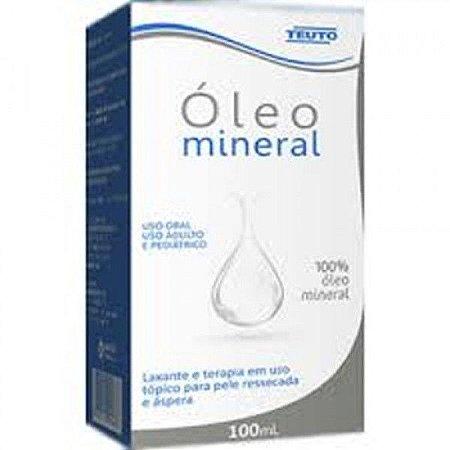 OLEO MINERAL 100ML (TEUTO)