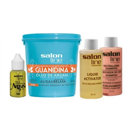 Alisante Salon Line Oleo de Argan cab Grossos Resist. 215g