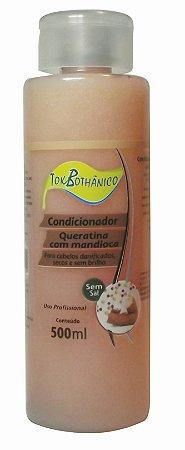 Condicionador Tok Bothânico Queratina Com Mandioca 500ml