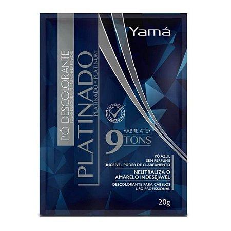 Pó Descolorante Yama  Platinado 20g (Especial)