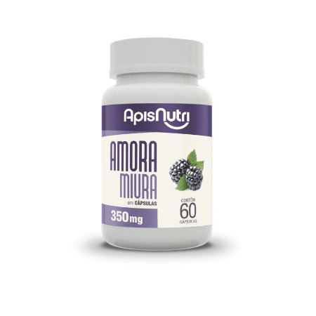 AMORA MIURA 350mg 60cps APISNUTRI