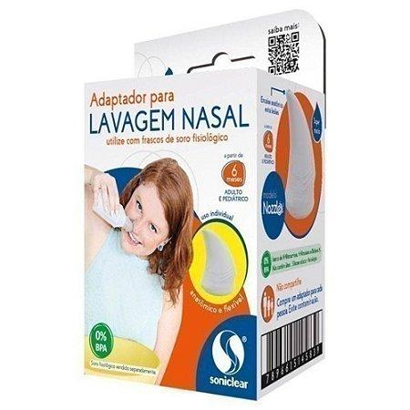 Adaptador Soniclear Para Lavagem Nasal