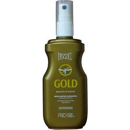 Repelente Para Insetos Luvex Gold Spray 120ml