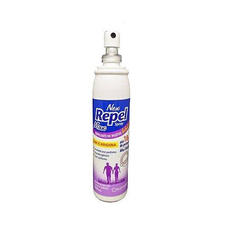 Nex Repel Repelente Spray Infantil Icaridina 100ml Kley Hert