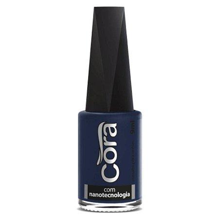 Esmalte Cora Azul Jeans 9ml