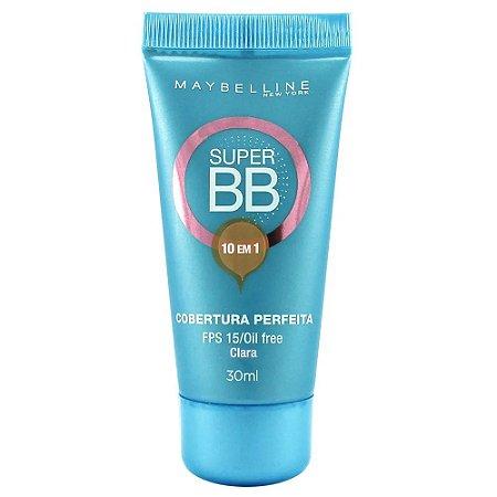 Maybelline BB Cream 10 em 1 Médio FPS15 Oil Free 20mL