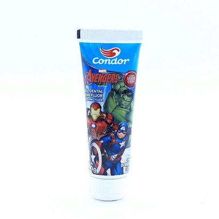 Gel Dental Com Fluor Condor Avengers