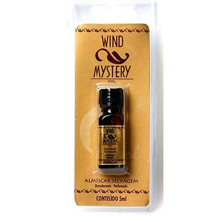 Perfume Almiscar Selvagem Wind Mystery 5ml
