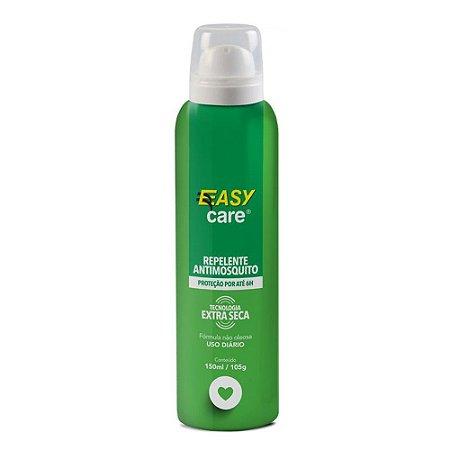 Easy Care Repelente Antimosquito Formula Extra Seca 150ml