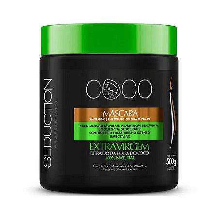 Máscara Seduction Óleo De Coco 500g