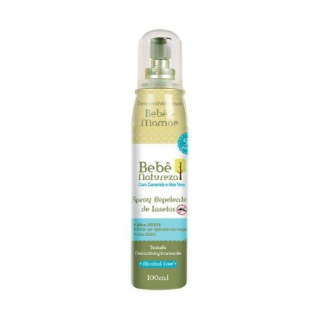 Repelente Bebe Natureza 100ml