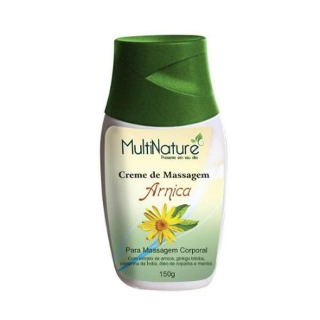MultiNature Creme Massagem  Arnica Composta 150G