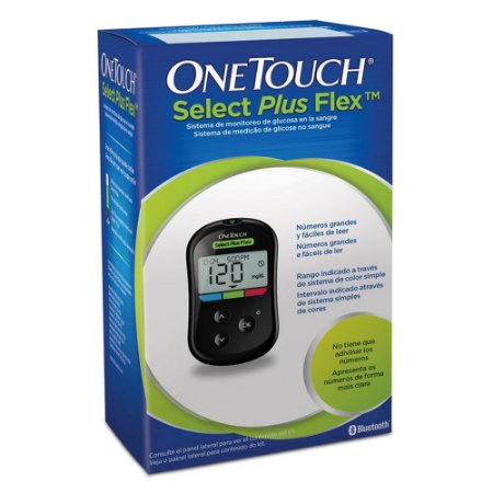 Aparelho One Touch Select Plus Flex 10un