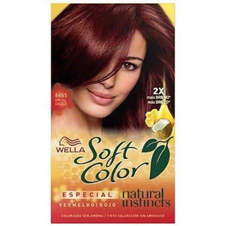 Tintura Soft Color Especial 4465 Ameixa