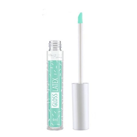 Batom Gloss Latex Max Love Sabor Menta 4ml REF:16