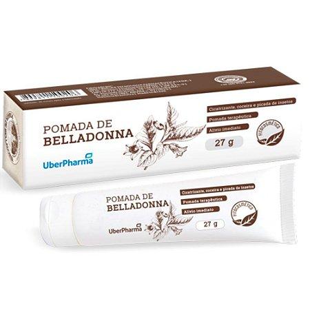 POMADA de BELLADONA 27G UBERPHARMA