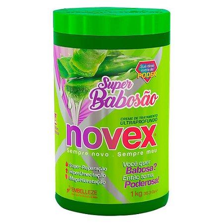 Novex Creme de Tratamento 1kg Super Babosão