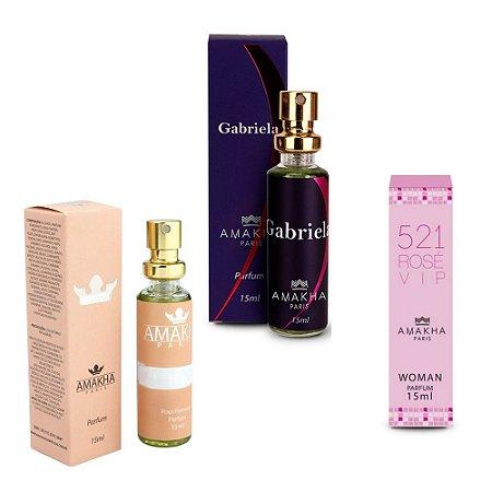 kit Perfumes Woman Amakha Paris