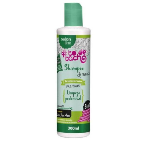 Shampoo Salon Line To de Cacho Babosa 300ml