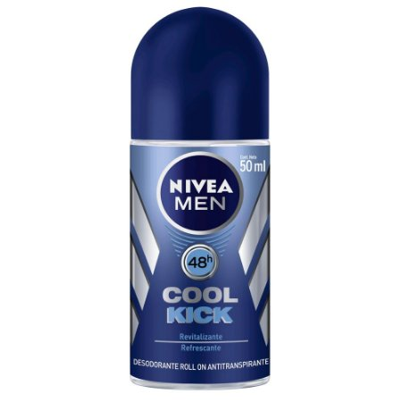 Desodorante Nivea Roll-On 50ml For Men Cool Kick