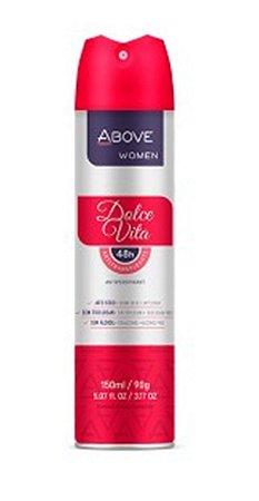 Desodorante Above Aerosol Women Dolce Vita 150ml/90g