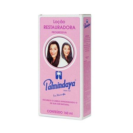 Loção Restauradora Palmindaya For Woman 160ml