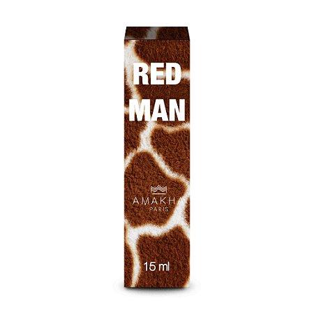 Perfume Amakha Paris 15ml Men Red