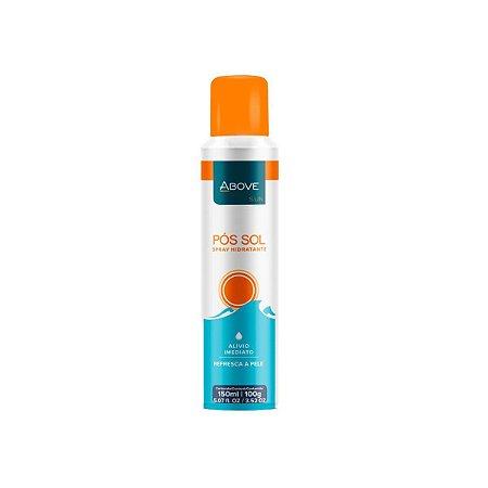 Pós Sol Spray Hidratante Above 150ml/100g