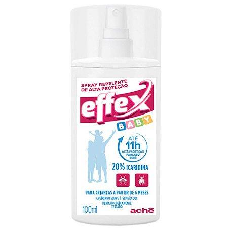EFFEX Baby Repelente Spray 100ml Ache
