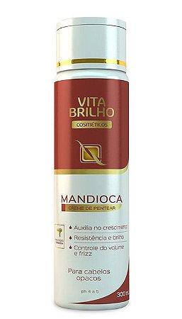 Creme de Pentear Vita Brilho Mandioca 300ml