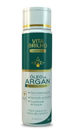 Creme de Pentear Vita Brilho Oleo de Argan 300ml