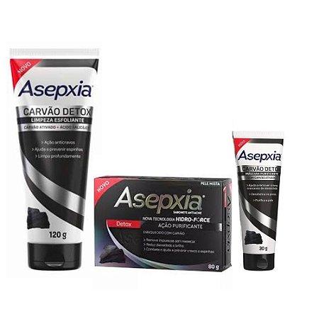 kit Asepxia Detox