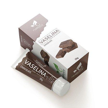 Vaselina Solida Chocolate 25g Multinature