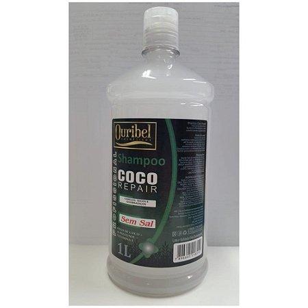 Ouribel Shampoo 1 Litro Coco Repair