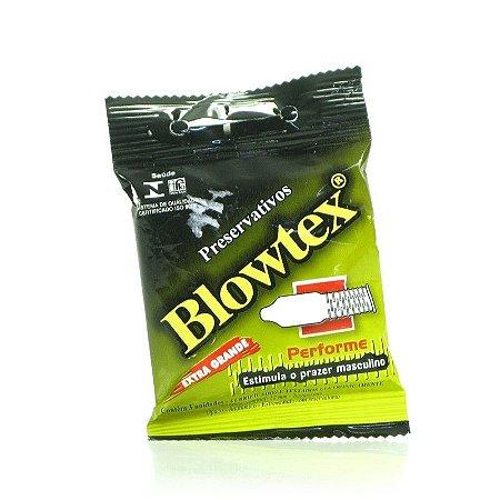 Preservativo Blowtex Extra Grande c/ 3