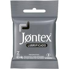 Preservativo Jontex 3un Lubrificado