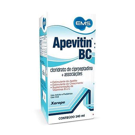 APEVITIN BC 240ML EMS