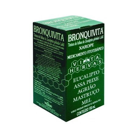 BRONQUIVITA XPE COMPOSTO 150ml