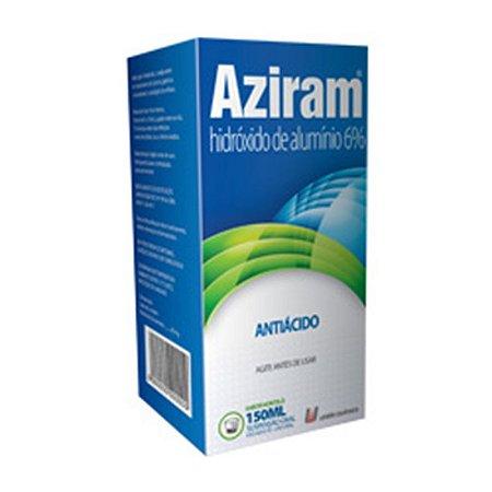 Hidroxido de Aluminio susp -  AZIRAM 240ML