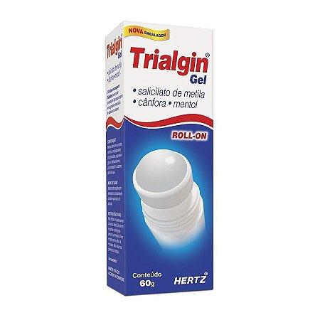 TRIALGIN GEL ROLL-ON 60GR