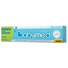 BABYMED Pomada Menino 45G Azul