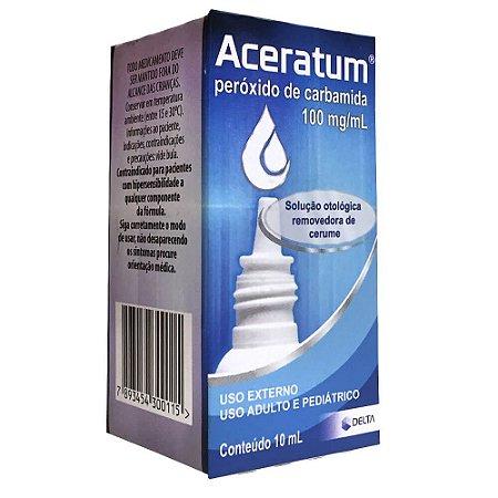 CARBAMIDA -  ACERATUM gts10ML DELTA