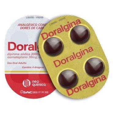 DORALGINA 4 DRG