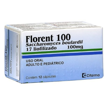 FLORENT 100MG 12cpr